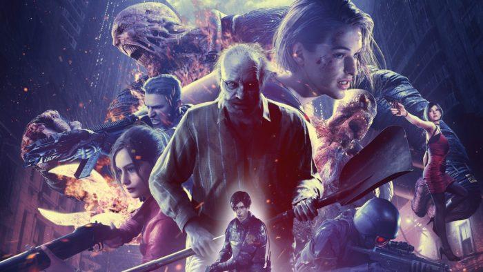 Resident Evil RE:Verse chega em maio (Imagem: Divulgação/Capcom)