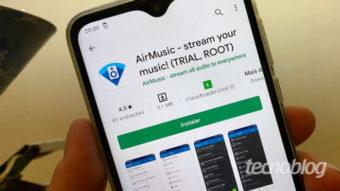 AirMusic permite usar Apple AirPlay com celulares Android