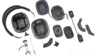 Apple AirPods Max de R$ 6.899 passa por desmanche