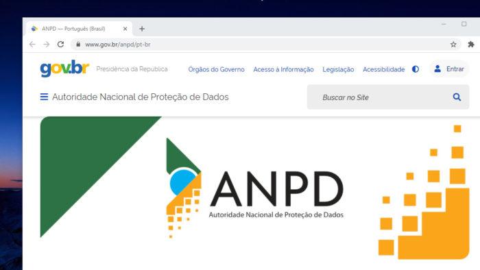 ANPD (Autoridade Nacional de Proteção de Dados) (Imagem: Reprodução)