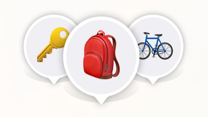 App Buscar terá opção para encontrar objetos perdidos (Imagem: Reprodução/Apple)