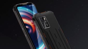 Archos X67 é um celular 5G robusto com bateria de 8.000 mAh