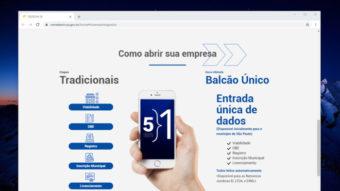 Governo lança Balcão Único para abrir empresas pela internet