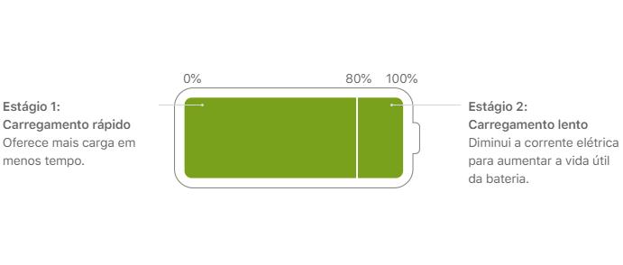 Carregamento da bateria íon-lítio