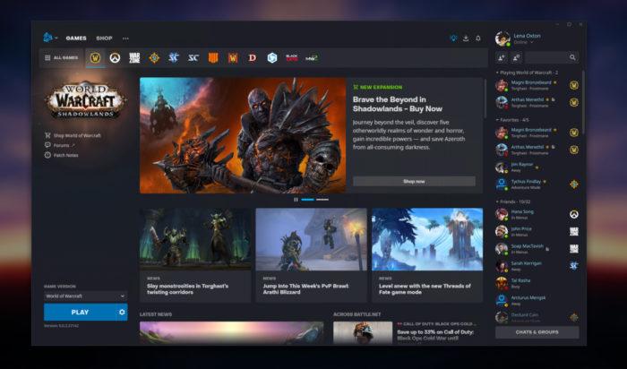 Battle.net 2.0 traz mudanças drásticas (Imagem: Divulgação/Blizzard)