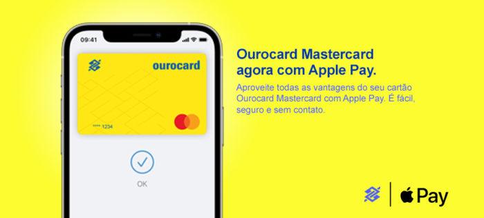 Apple Pay passa a suportar cartão Mastercard do Banco do Brasil (Imagem: Divulgação/Banco do Brasil)