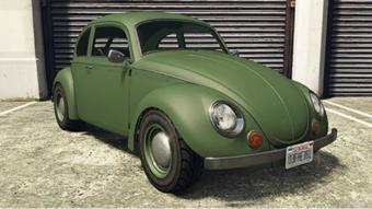 Como conseguir o Fusca e outros carros no GTA 5