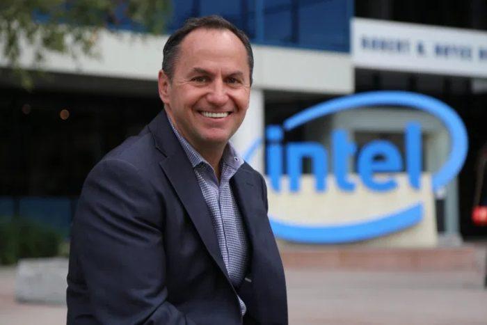 Bob Swan (imagem: divulgação/Intel)