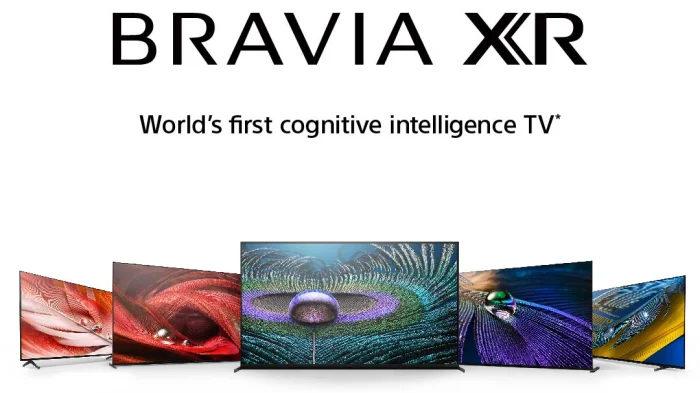 Novas TVs da linha Bravia XR (Imagem: divulgação/Sony)