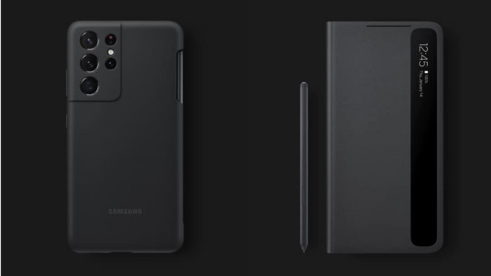S Pen Covers for Galaxy S21 Ultra