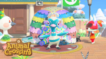 Carnaval chega em Animal Crossing: New Horizons com atualização