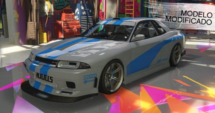 Fusca e outros carros do GTA 5 / Reprodução / Rockstar Games
