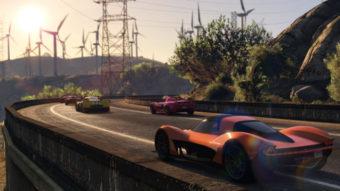 Os carros mais rápidos do GTA 5