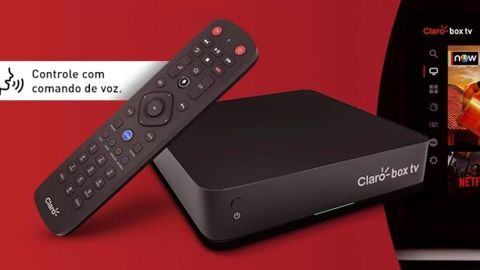 Claro Box TV (Imagem: Divulgação)