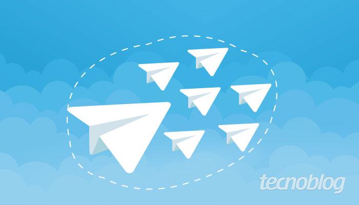 Como criar grupos no Telegram