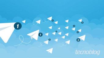 Como parar de receber notificações do Telegram sobre novos usuários