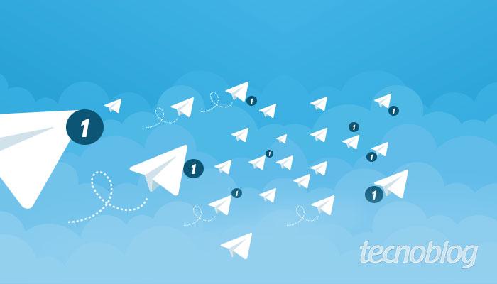 Como desabilitar a chuva de notificações de novos contatos no Telegram
