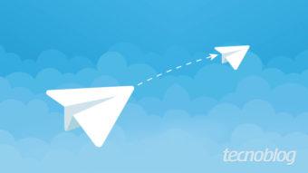 Como enviar mensagens no Telegram
