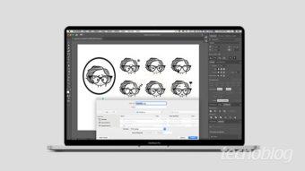 Como exportar arquivos no Illustrator