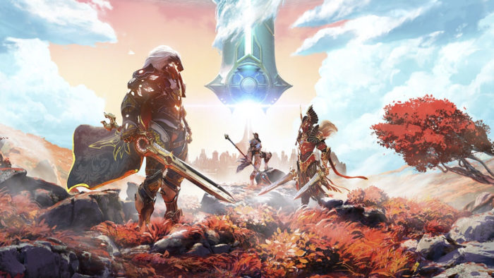 Godfall (Imagem: Divulgação/Counterplay Games/Gearbox)