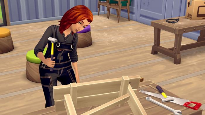 Como jogar The Sims Mobile / Divulgação / EA