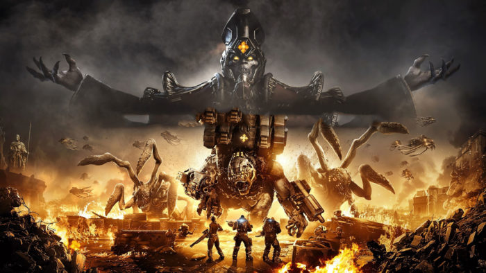 Gears Tactics (Imagem: Divulgação/Splash Damage/The Coalition/Xbox Game Studios)
