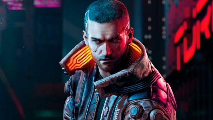 Cyberpunk 2077 charges the production counter (Image: Press release / CDPR)