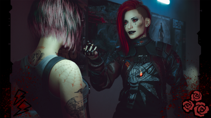 cyberpunk 2077 - photomode (2)