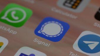 Como conversar no Signal sem revelar seu número de telefone