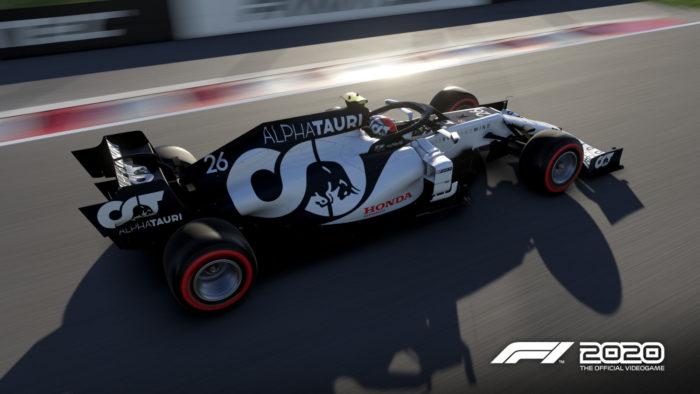 F1 2020 (Imagem: Divulgação/Codemasters)