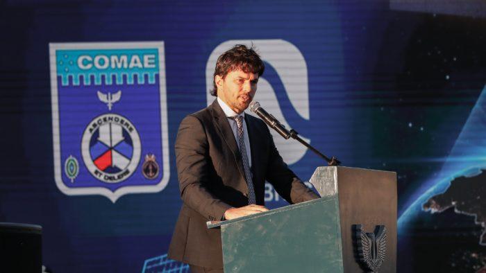 Fábio Faria, ministro das Comunicações (Imagem: Alan Santos/PR)