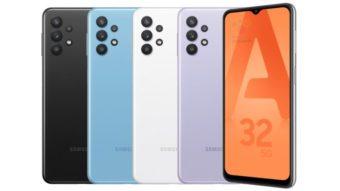 Galaxy A32, celular mais barato com 5G, é aprovado pela Anatel