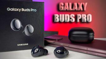 Galaxy Buds Pro é vendido antes da hora e surge em vídeo