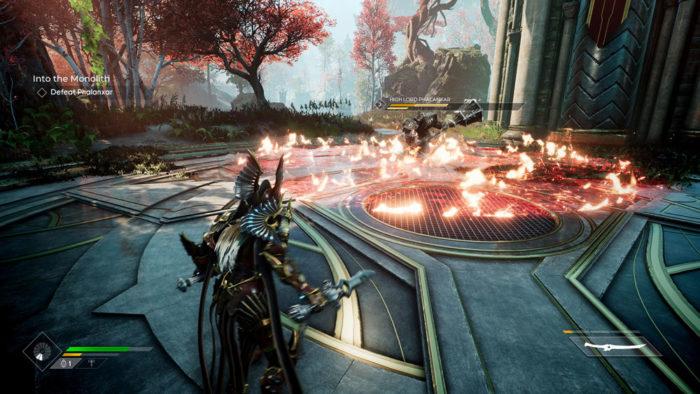 Godfall (Imagem: Reprodução/Counterplay Games/Gearbox)