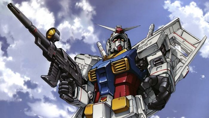 Gundam, o anime clássico, estreia na Crunchyroll (Imagem: Divulgação/Sunrise)