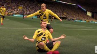 Todas as comemorações do FIFA 21