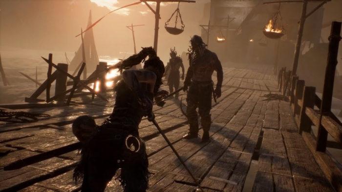 Hellblade: Senua's Sacrifice (Imagem: Reprodução/Ninja Theory)
