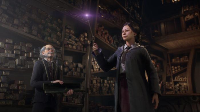Hogwarts Legacy agora só em 2022 (Imagem: Divulgação/Warner)