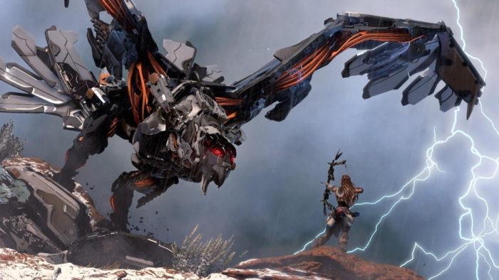 Horizon Zero Dawn (Imagem: Divulgação/Guerrilla Games/Sony Interactive Entertaiment)