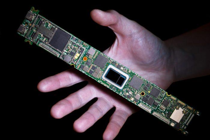 Core de 11ª geração série H35 (imagem: divulgação/Intel)
