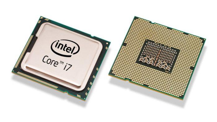 Chip Core i7 (imagem: divulgação/Intel)
