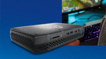 Intel NUC 11 Enthusiast é um mini-PC gamer com RTX 2060