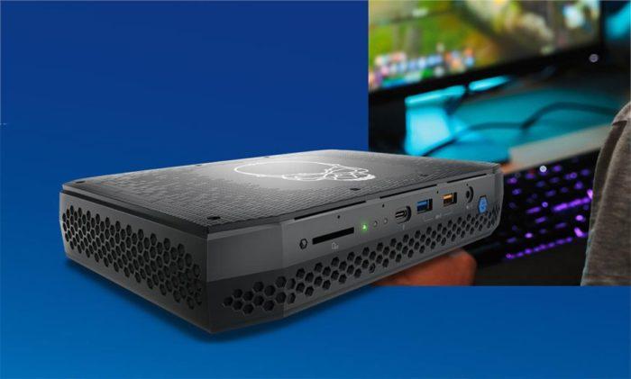 NUC 11 Enthusiast (imagem: reprodução/Intel)