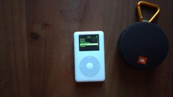 iPod de 2004 é modificado para tocar músicas do Spotify