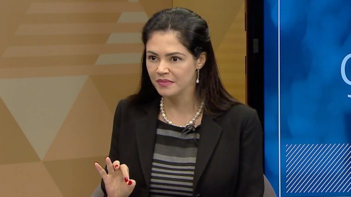 Juliana Domingues, da Senacon (Imagem: Reprodução/TV Brasil)
