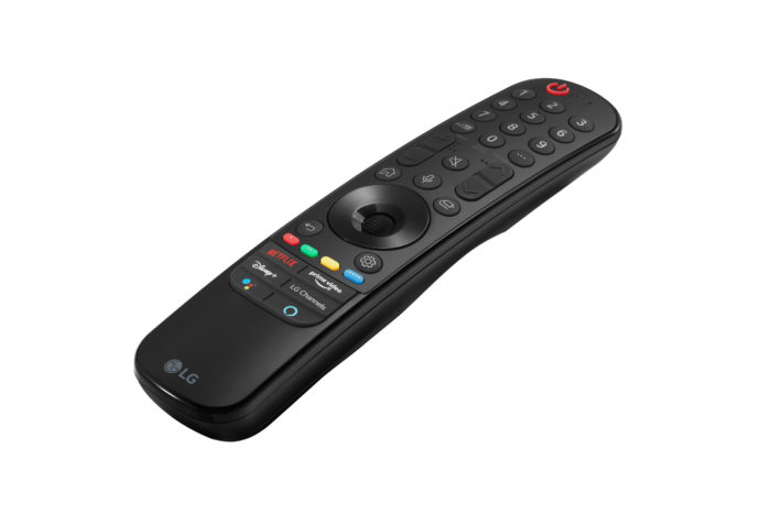LG Magic Remote (Imagem: Divulgação/LG)