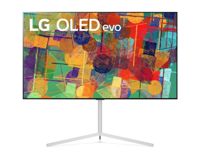 LG OLED Evo G1 TV (Image: Press Release/LG)