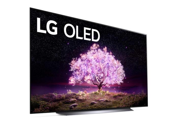 LG OLED C1 TV (Image: Press Release / LG)
