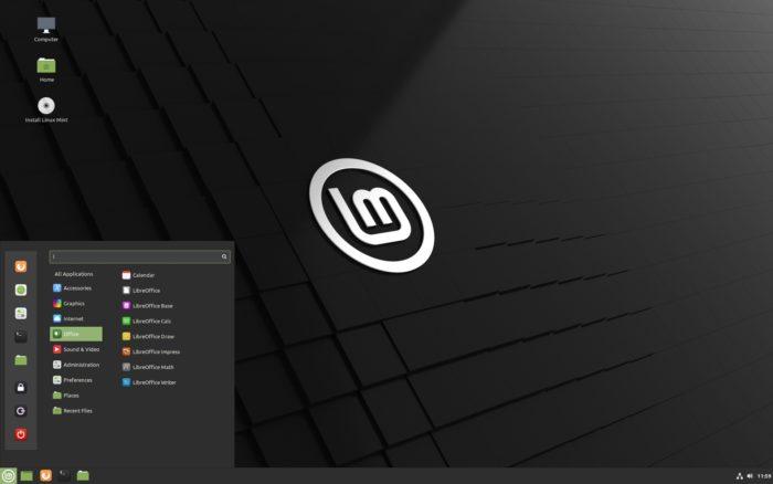 Linux Mint (imagem: divulgação/Linux Mint)