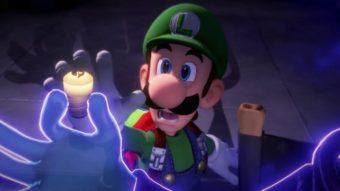 Nintendo compra empresa que desenvolveu Luigi's Mansion 3